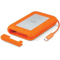 LaCie 1 TO Rugged Thunderbolt & USB 3.0 - Disque Dur Externe