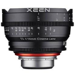 XEEN 14mm T3.1 (PL, imperial) - Objectif Prime Cinéma