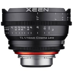 OBJECTIF PRIME XEEN 14MM MONTURE PL T3.1 IMPERIAL