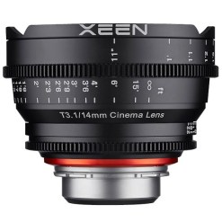 XEEN 14mm T3.1 Métrique Monture EF - Objectif Prime