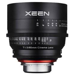 XEEN 85mm T1.5 Impérial Monture EF - Objectif Prime
