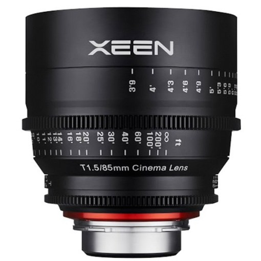 XEEN 85mm T1.5 Impérial Monture MFT - Objectif Prime