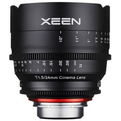 XEEN 24mm T1.5 Métrique Monture E - Objectif Prime