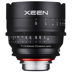 XEEN 24mm T1.5 (Canon EF, imperial) - Objectif Prime Cinéma