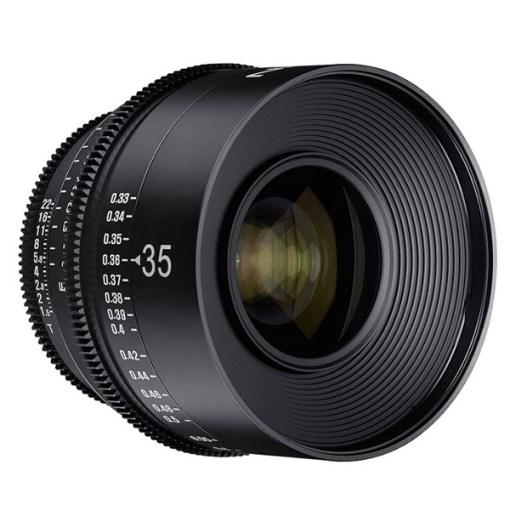 XEEN 35mm T1.5 Métrique Monture PL - Objectif Prime