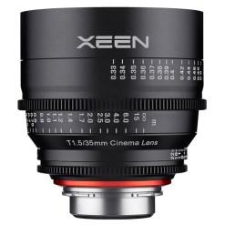 XEEN 35mm T1.5 Métrique Monture MFT - Objectif Prime