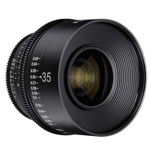 XEEN 35mm T1.5 Métrique Monture EF - Objectif Prime
