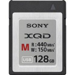 CARTE XQD 128GB SERIE M SONY