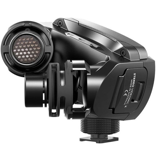 MICRO RODE STEREO VIDEO MIC X