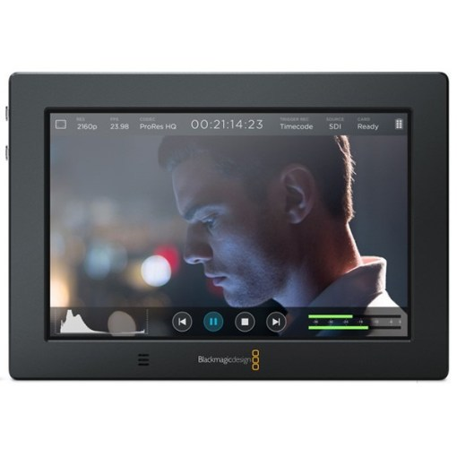 Blackmagic Design Video Assist 4K HDMI/6G-SDI - Moniteur Enregistreur