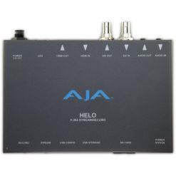 ENREGISTREMENT ET STREAMING H.264 SIMULTANES HD/SD