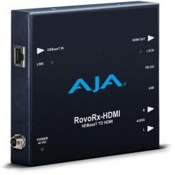 CONVERTISSEUR AJA ROVORX-HDMI