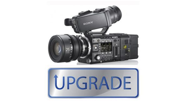 Mise à jour firmware SONY PMW-F5 & F55 : version 2.0