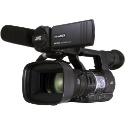CAMESCOPE DE POING JVC GY-HM660E