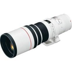 OPTIQUE CANON EF 400MM F/5.6 L USM