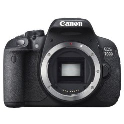 Canon EOS 700D - Appareil Photo Nu