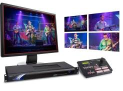 Datavideo KMU-100 - processeur multi-caméra 4K