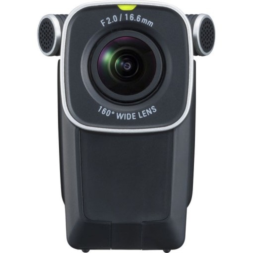 ZOOM Q4N - Caméra