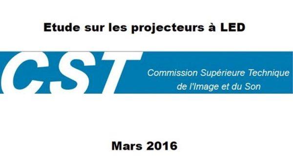 Rapport CST sur l'éclairage LED