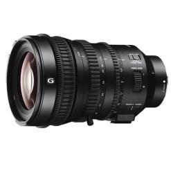 Sony E 18-110mm F4 G OSS PZ Motorisé - Objectif