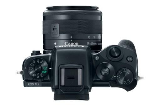 Canon EOS M5 - Appareil Photo Nu