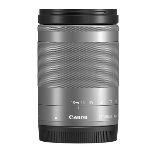 OBJECTIF CANON EF-M 18-150 mm f/3,5-6,3 IS STM
