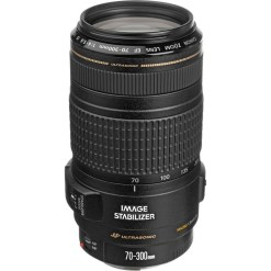Canon EF 70-300mm F4-5.6 IS USM - Objectif