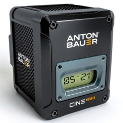 BATTERIE DIGITALE ANTON BAUER CINE 150GM
