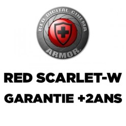 RED ARMOR - EXTENSION DE GARANTIE RED SCARLET-W +2AN