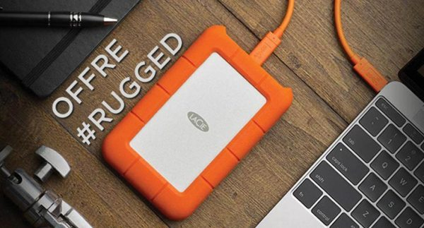 Offre LaCie #RUGGED //TERMINEE//