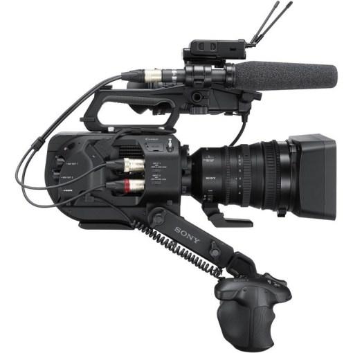 Sony PXW-FS7 Mark II + 18-110mm G - Kit Caméra