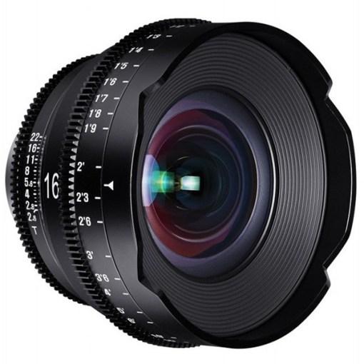 XEEN 16mm T2.6 Impérial Monture PL - Objectif Prime