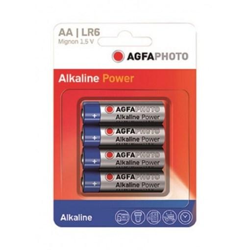 PILES AGFA LR06 AA