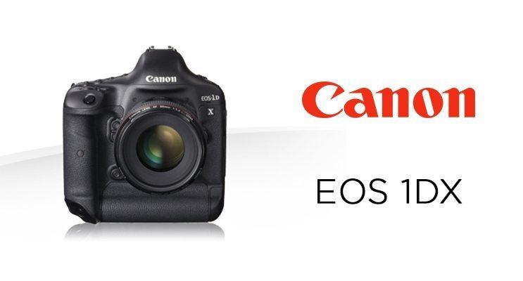 Nouveau Manuel des réglages Canon EOS 1DX