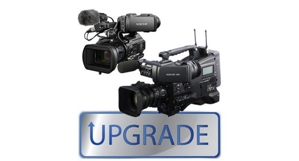 Upgrade Sony PMW-300 et PMW-400