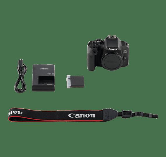 Canon EOS 800D - Appareil Photo Nu