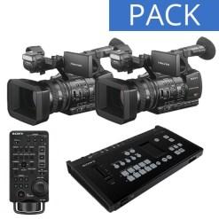 PACK MCX-500 + RM-30BP + 2 x HXR-NX5R