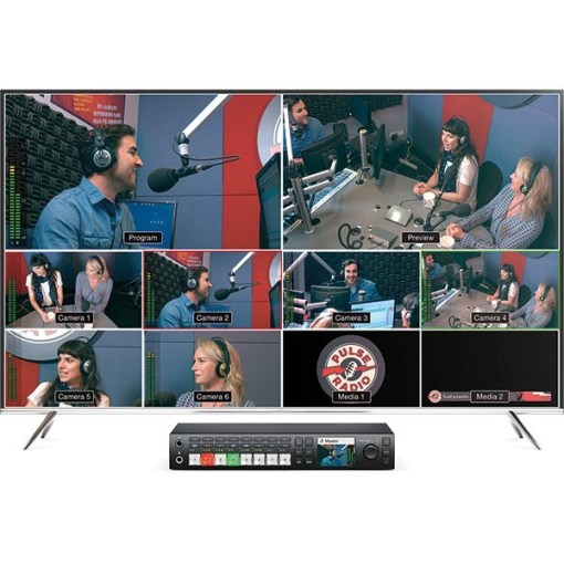 Blackmagic Design ATEM Television Studio HD - Mélangeur