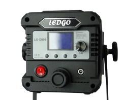 Projecteur Fresnel LEDGO LG-D600C Bi-couleur 60W