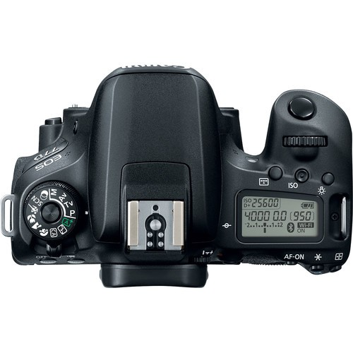 Canon EOS 77D - Appareil Photo Nu