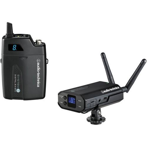 Audio-Technica ATW-1701 - Kit HF Émetteur Récepteur