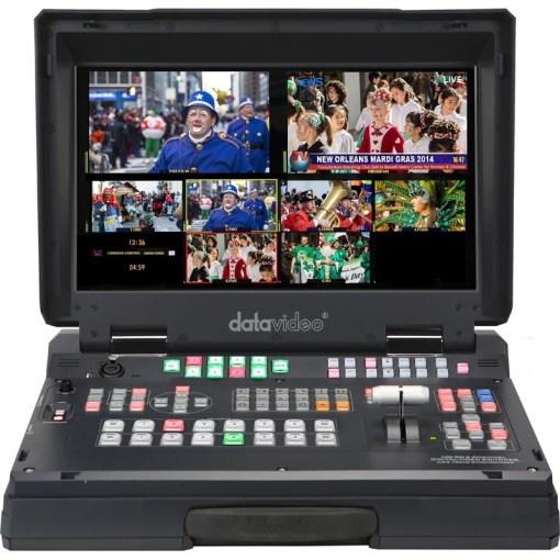 Datavideo HS-2200 - régie mobile