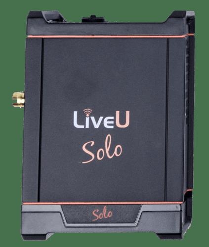 ENCODEUR LIVEU SOLO (SANS DONGLES ET CABLES D'EXTENSION)