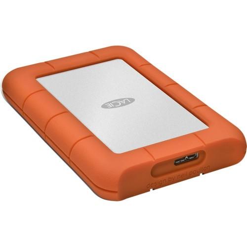 DISQUE DUR LACIE Rugged Mini USB 3.0 4 TO