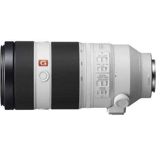 Sony E 100-400mm F4.5-5.6 GM OSS - Objectif