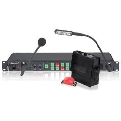 SYSTEME INTERCOM 8 VOIES DATA VIDEO ITC-100