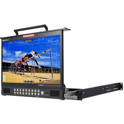 "Datavideo TLM-170PM - moniteur LCD 17,3"" HD/SD"
