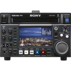 Sony PDW-F1600 - Enregistreur