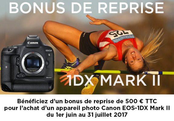 BONUS REPRISE CANON 1DX MARK II