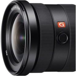 OPTIQUE SONY 16-35 mm F2.8 GM OSS